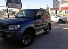 Used Toyota Prado for sale in Misrata