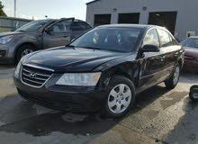 Black Hyundai Sonata 2009 for sale