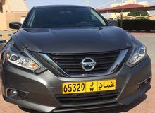 Nissan Altima 2016 For sale - Grey color