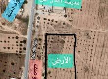 قطعة أرض بمنطقة سوق الاحد (ترهونة) مساحتها 670 متر