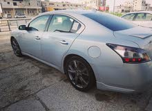 Automatic Silver Nissan 2013 for sale