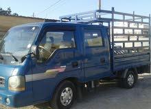 Blue Kia Bongo 2003 for rent