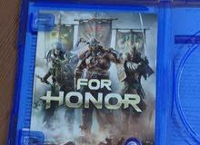 لعبة for Honor شبه جديد