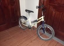 دراجة أطفال مستعملة