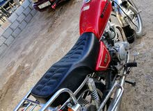 Used Honda motorbike in Irbid