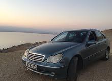 مرسيدس c200 2003