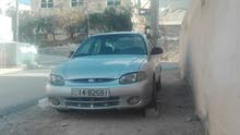 Silver Hyundai Accent 1997 for sale