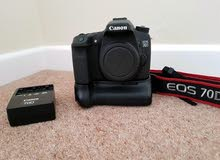 Canon 70D IS (Image Stabilisation) with Lenses and Accessories