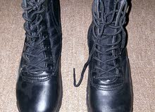 حذاء عسكري للبيع جديد اعلا سعر