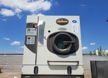 تصفية ماكينات مغسله بانواعها خطوط كامله وتنافس فى الاسعار المعدات ايطاليه وضمانه