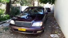 Lexus LS 2000 For sale - Maroon color
