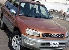Brown Toyota RAV4 for AED 13000