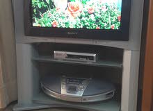 "+Tv-Sony 29""+ Panasonic Tape-CD + Reciever Starsat"