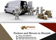 A to Z Movers and Packers Sharjah 0556821424 - Hire The No1 movers