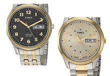 تخفيضات ساعات Timex USA الاصلية