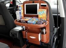 Car seat back bag