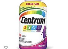 centrum for women 250 tablets original from USA