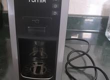 للبيع الة تحضير القهوة شبه جديده