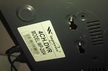 جهاز تسجيل dvr اربع قنوات