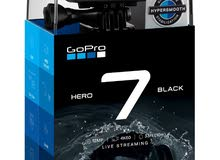 GO PRO HERO 7 NEW  الاصدار الاخير بسعر مميز