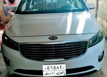 Kia Carnival car for sale 2016 in Basra city