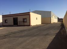 مصنع منتجات ورقية جديد بمساحة 4202م للبيع بالمدينة الصناعية بالخرج