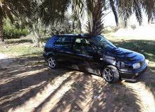 For sale Volkswagen Golf car in Sabratha