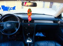 Audi A6 car for sale 2009 in Tripoli city