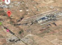 للبيع ارض 6 دونم في القسطل طريق المطار