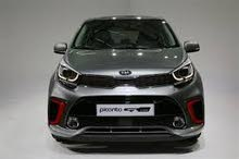 Renting Kia cars, Picanto 2019 for rent in Amman city