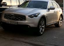 Silver Infiniti FX50 2011 for sale