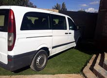 For sale Mercedes Benz Vito car in Benghazi