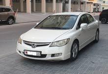 Honda Civic Car 2007 Model Japan (for Sale) – Automatic - 151000 KM - BHD 1500 (Negotiable).