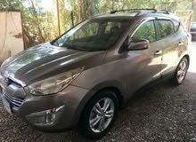 Gasoline Fuel/Power   Hyundai Tucson 2012