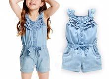 مجموعة من ملابس الصيف للاطفال 2018