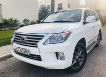 Lexuse 570Lx 2013