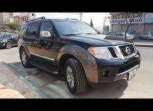 Black Nissan Pathfinder 2008 for sale