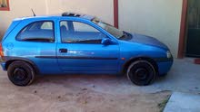 Opel Corsa 1996 For sale - Blue color