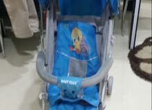 عربة اطفال من النوع الثقيل بحالة جديدة ماركة