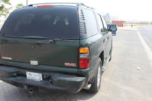 GMC Yukon 2004 For sale - Green color