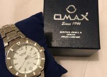 ساعة أوماكس أصليه omax