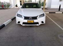 New condition Lexus GS 2014 with  km mileage
