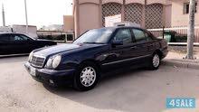 Gasoline Fuel/Power   Mercedes Benz E 240 1999