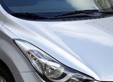 For a Week rental period, reserve a Hyundai Avante 2012