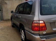 2001 Used Land Cruiser with Manual transmission is available for sale