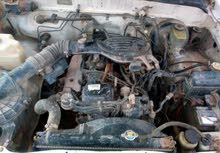 Manual Toyota 2004 for sale - Used - Sirte city