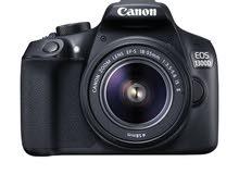 canon D1300 professional camera