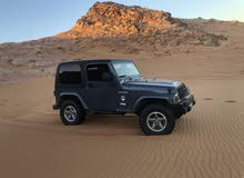 جيب wrangler golden eagle موديل 2005