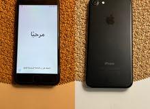 للبيع ايفون 7 مستخدم نظيف  32 gb السعر 60 وقابل  للتواصل
