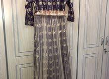 فستان سهرة هندية للبيع
